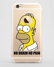 funda-iphone-6-homer-no-brain-no-pain-transparente