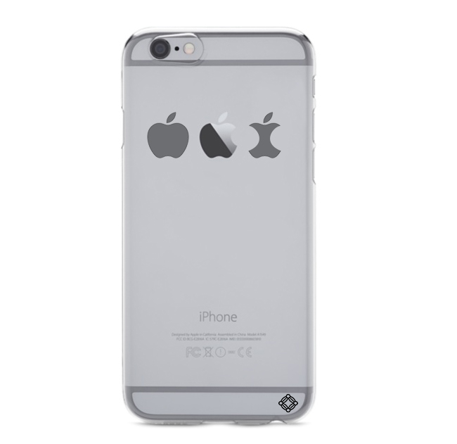 coque iphone 6 logo
