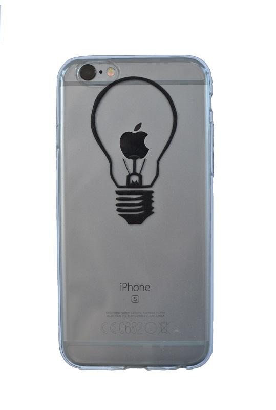 coque iphone 6 ampoule
