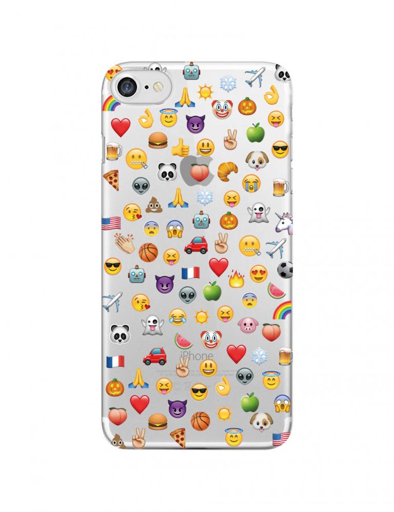 coque de iphone 4 emodji