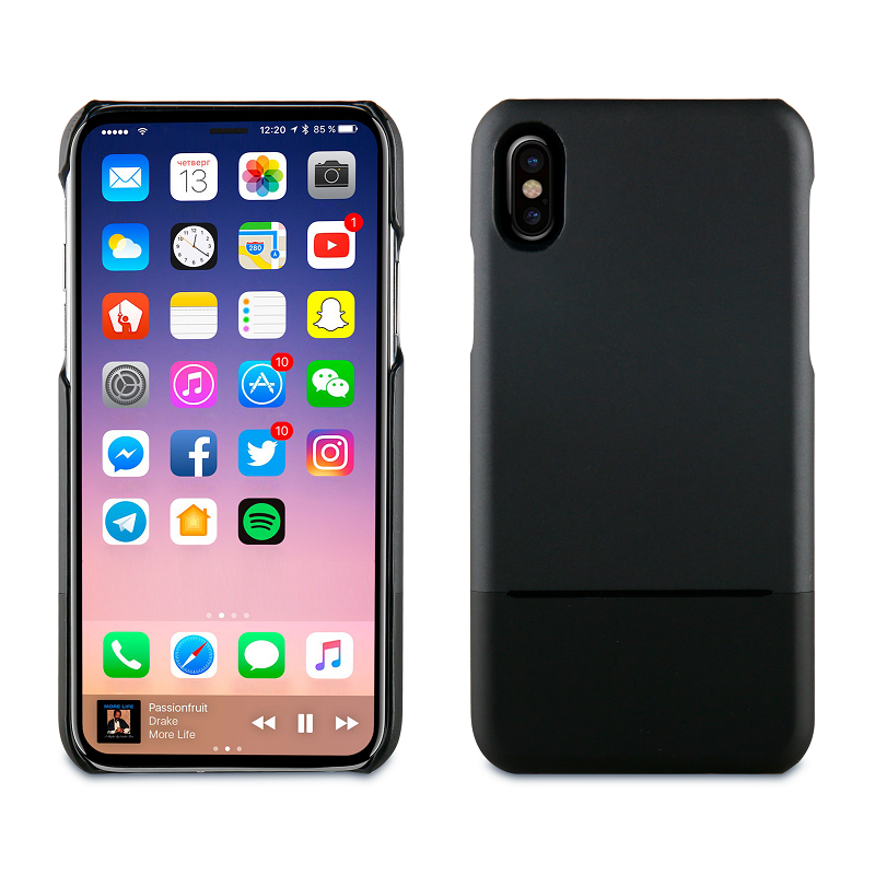 coque skin iphone x