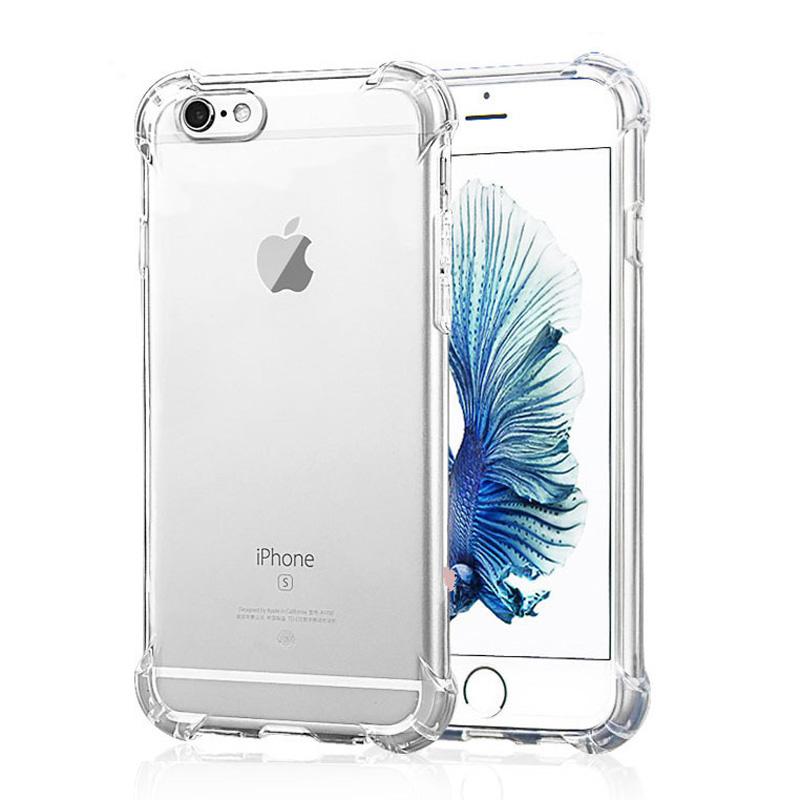 coque iphone 6 transparente anti choc
