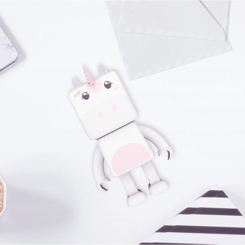 dancing animals enceinte bluetooth anim e by mob licorne chat chien renard trendy connect. Black Bedroom Furniture Sets. Home Design Ideas