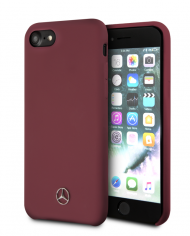 coque-compatible-apple-iphone-6-6s-7-8-soft-touch-rouge-mercedes