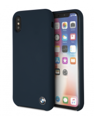 coque-compatible-apple-iphone-x-soft-silicone-bleu-navy-bmw-signature