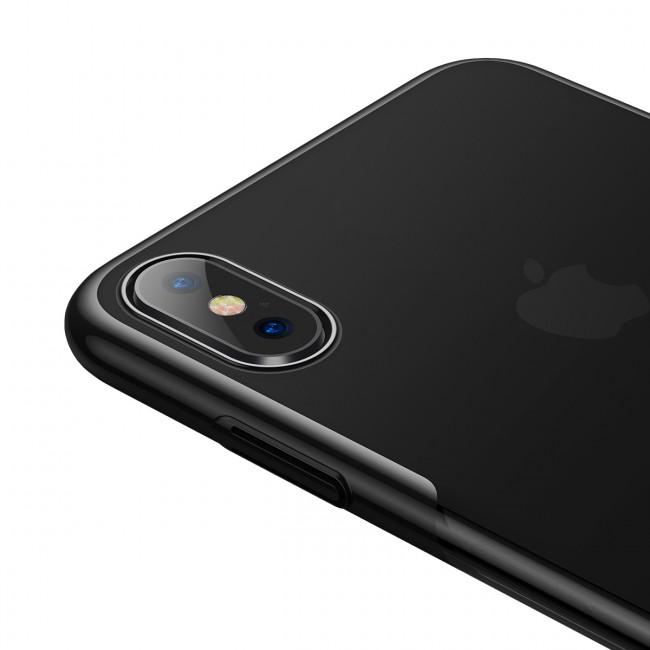 coque iphone xs fine transparente